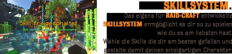 Skillsystem